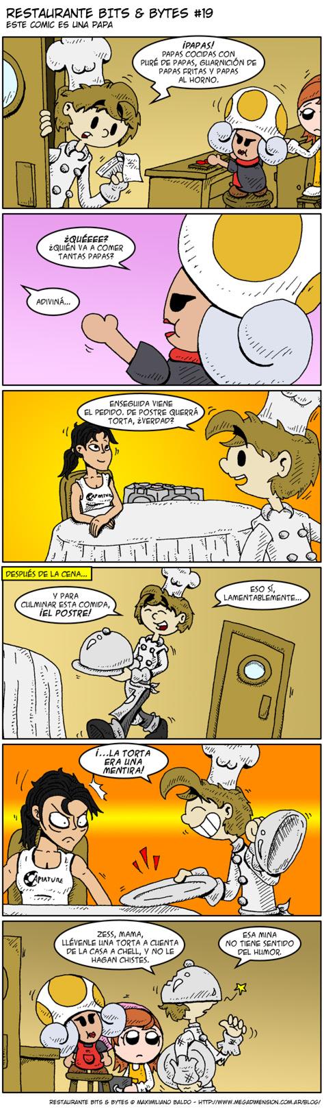 019: Este comic es una papa