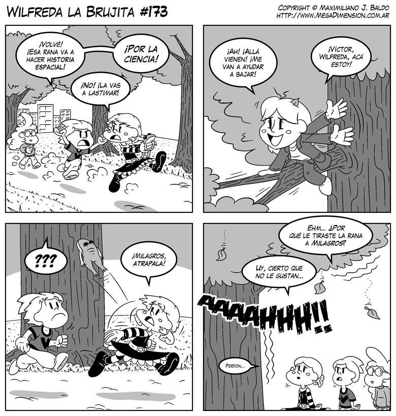 Wilfreda la Brujita 173