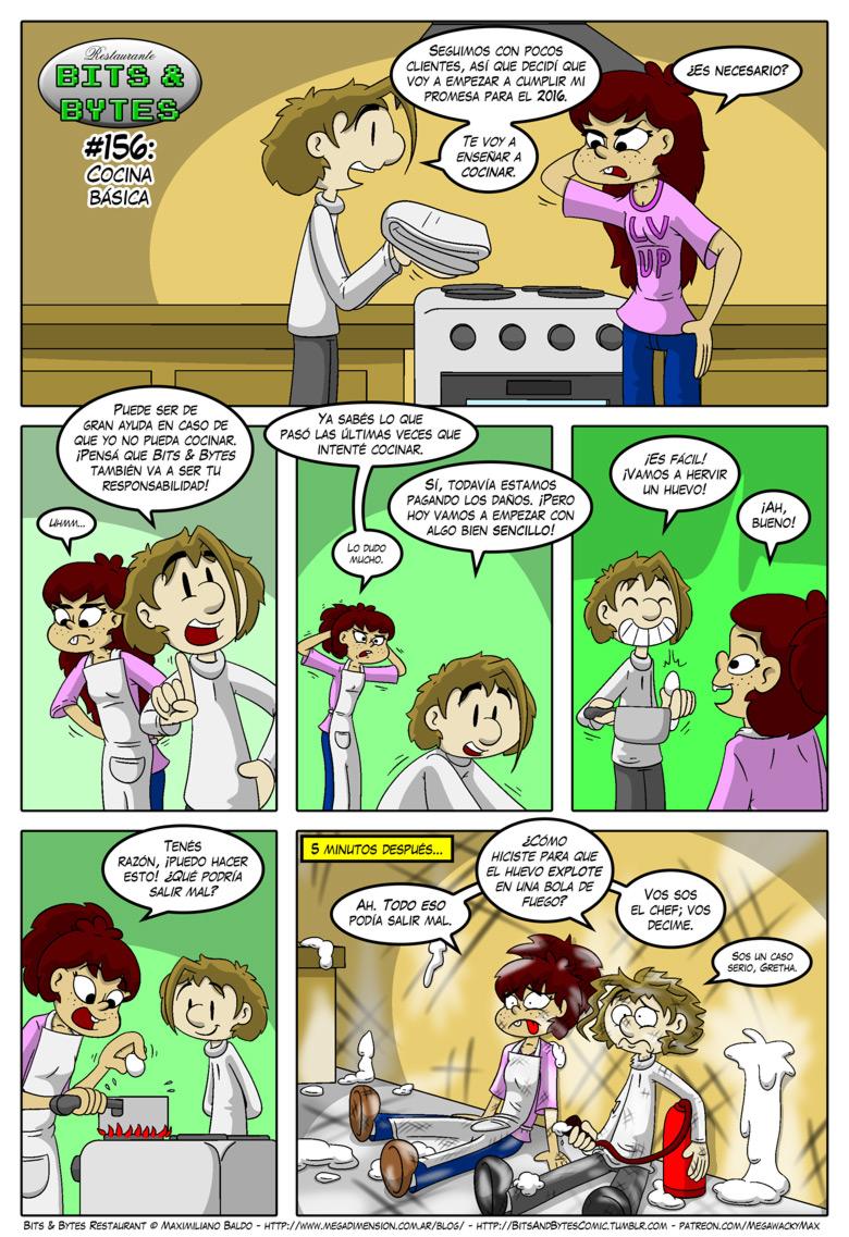 156: Cocina básica