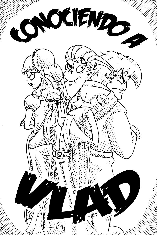 Conociendo a Vlad (Portada)