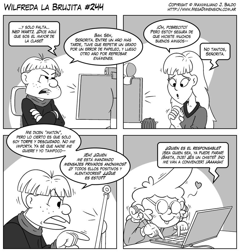Wilfreda la Brujita 244